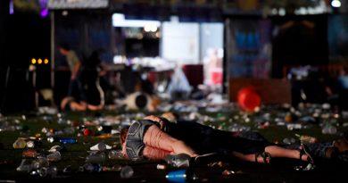 Más de 50 muertos y 200 heridos en un tiroteo en Las Vegas