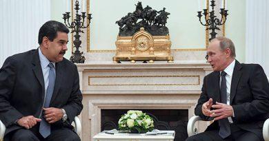 Maduro Putin Oxígeno Reestructure Deuda