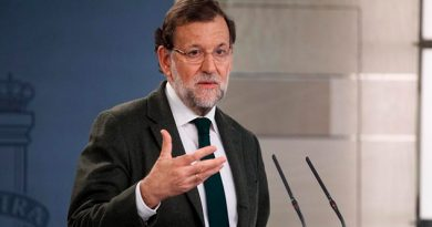 Mariano Rajoy España Gobierno Concentración
