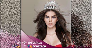 Mexicana Universal será transmitido por TV Azteca!