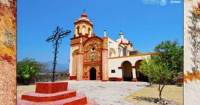 Misiones Franciscanas de la Sierra Gorda de Querétaro