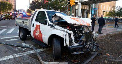 Muertos Acto Terrorista Nueva York