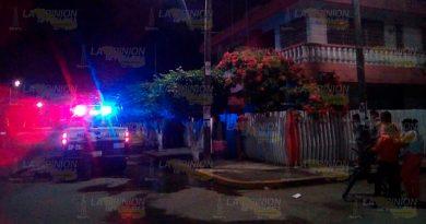 Pánico Colonia Morelos