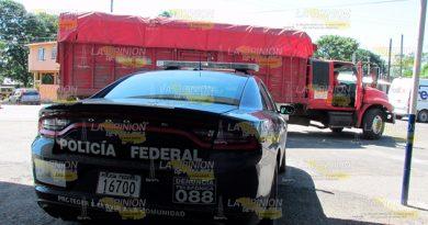Policía Federal Incauta Cargamento Despensas Contaminadas SEDESOL