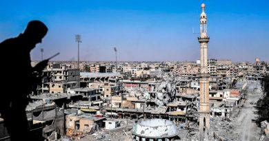 Raqqa Libera ISIS