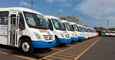 El programa del reordenamiento al transporte público, por el que se obligó al empadronamiento de concesionarios y chóferes de