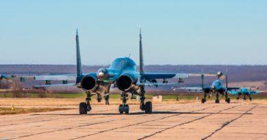 Ricia Recibir Lote Aviones Combate