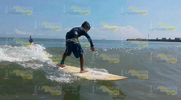 Surf Atraería Turismo Tuxpan