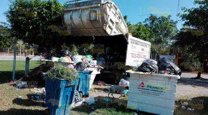 Acumula Gran Cantidad Basura Falta Camiones Recolectores