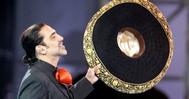 Alejandro Fernández Tregua Gira Luis Miguel