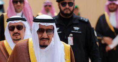 Arabia Saudita Detiene Príncipes Medio Camapaña Anticorrupción