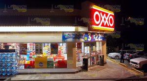 Asalto OXXO Colonia Manantiales