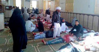 Atentado Mezquita Egipto Causa Muertos