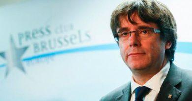 Bélgica Analiza Orden Detención Europea Puigdemont