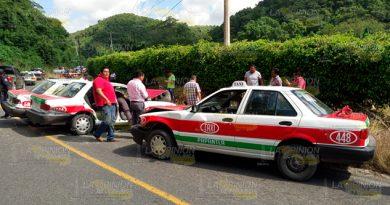 Carambola Taxis Carretera Chote Papantla