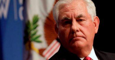 Casa Blanca Desmiente Rumores Tex Tillerson