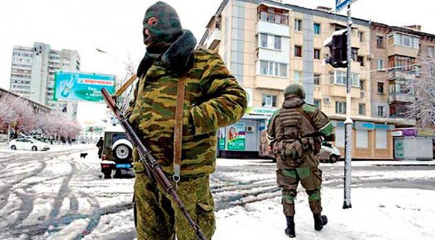 Denuncian Golpe Estado República Lugansk