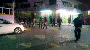 Detienen Hombres Presuntamente Enfrentaron Policías Estado