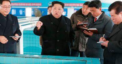 E.U. Corea Norte Acercado Mundo Más Guerra