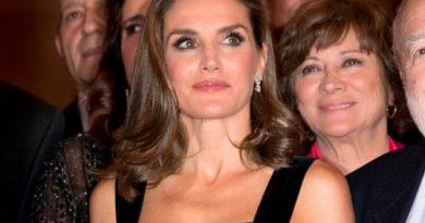 Este Acaba Convertirse Vestido Criticado Reina Letizia