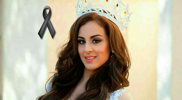 Fallece Reina Belleza Mexicana Terrible Accidente Automovilístico