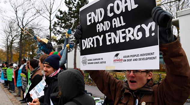 Fin Carbón Abre Brecha Frente Europeo Contra Cambio Climático