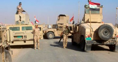 Fuerzas Iraquíes Liberan Última Ciudad Poder ISIS