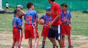 Imponen Kids Flag Elite Poza Rica