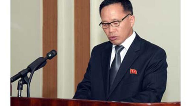 Corea Norte Explusar Poder Anciano Lunático Trump