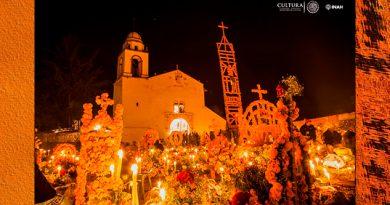 Las fiestas indígenas dedicadas a los muertos.