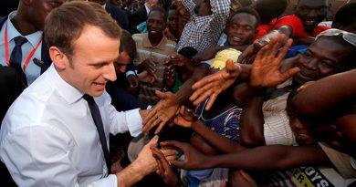 Macrón Intenta Deshacer África Recelos Poscoloniales