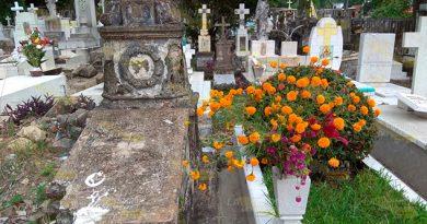 Mar Historia Cementerios