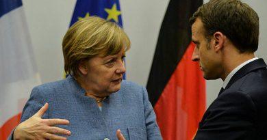 Merkel Macron Impulsan Lucha Contra Cambio Climático Frente Trump