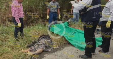 Persona Atropellada Sobre Carretera Tihuatlán Poza Rica