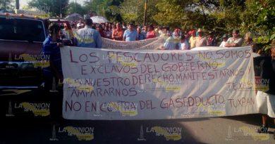 Pescadores Inician Movilización Gobierno Federal