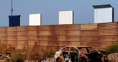 Ponen Cámaras Proptotipos Muro Fronterizo