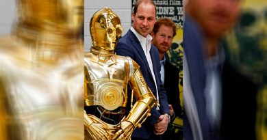Príncipes Harry William Aparecerán Star Wars