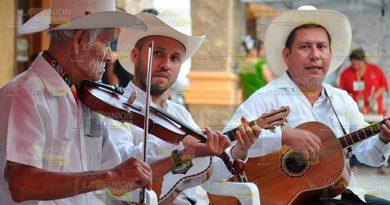 Preparan Fiesta Huapango Amatlán