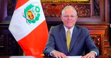 Presidente Perú Promulga Ley Uso Medicinal Marihuana