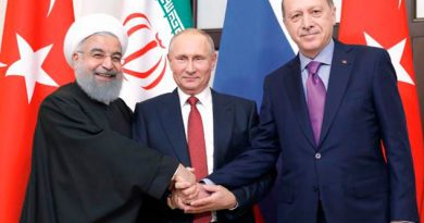 Putin Ve siria Oportunidad