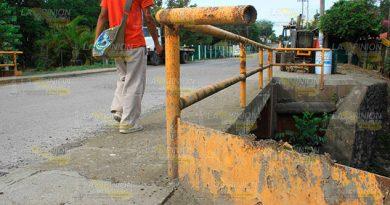 Reparan Puentes