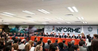 Rinde Magistrado Edel Álvarez Primer Informe Resultados TSJ