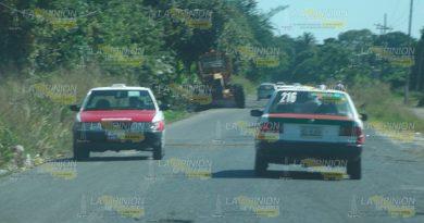 Taxistas Exponen Pasajeros Corres Altas Velocidades