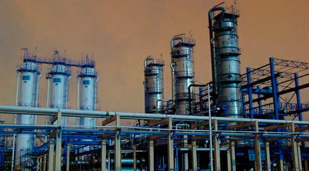 Trabajos Mantenimiento Complejo Procesador Gas Poza Rica