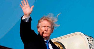 Trump Asegura No Tolerartá Abusos Comerciales