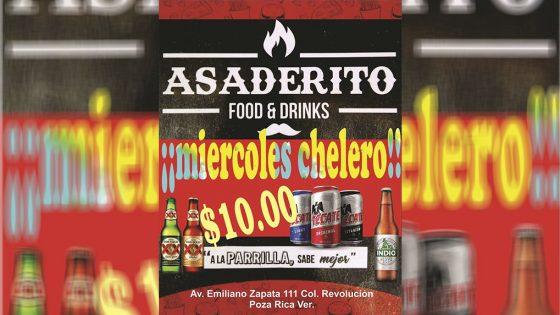 Asaderito Food and Drinks