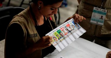 Aconseja OEA Repetir Elecciones Honduras
