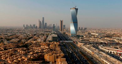 Arabia Saudí Intercepta Misil Lanzado Rebeldes Yemen Raid