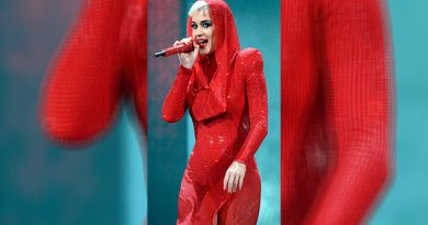 Arrestan Fan Katy Perry Acosarla Tour