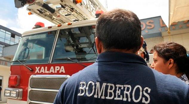 Aseguran Gobierno Debe Bomberos Xalapa
